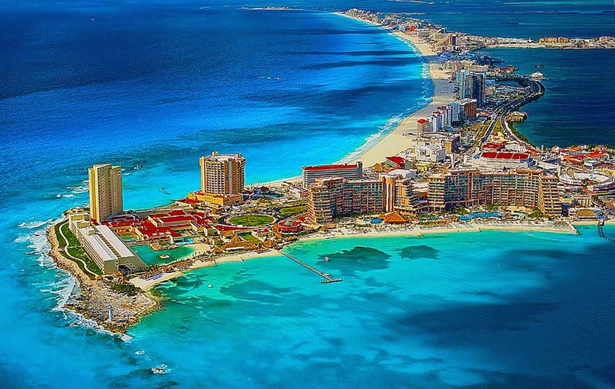 U S Authorities Lift Code Red Warning In Cancun The