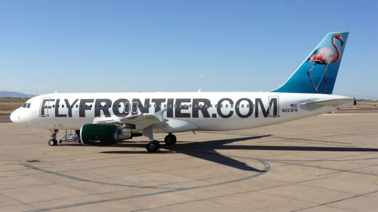 Frontier Airlines launches new nonstop service from CVG to Cancun