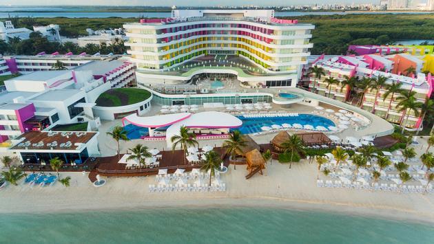 Temptation Cancun Resort and Desire Riviera Maya Resort to ...